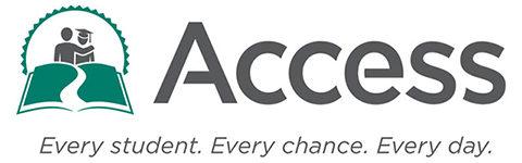 Logo for Access Academies
