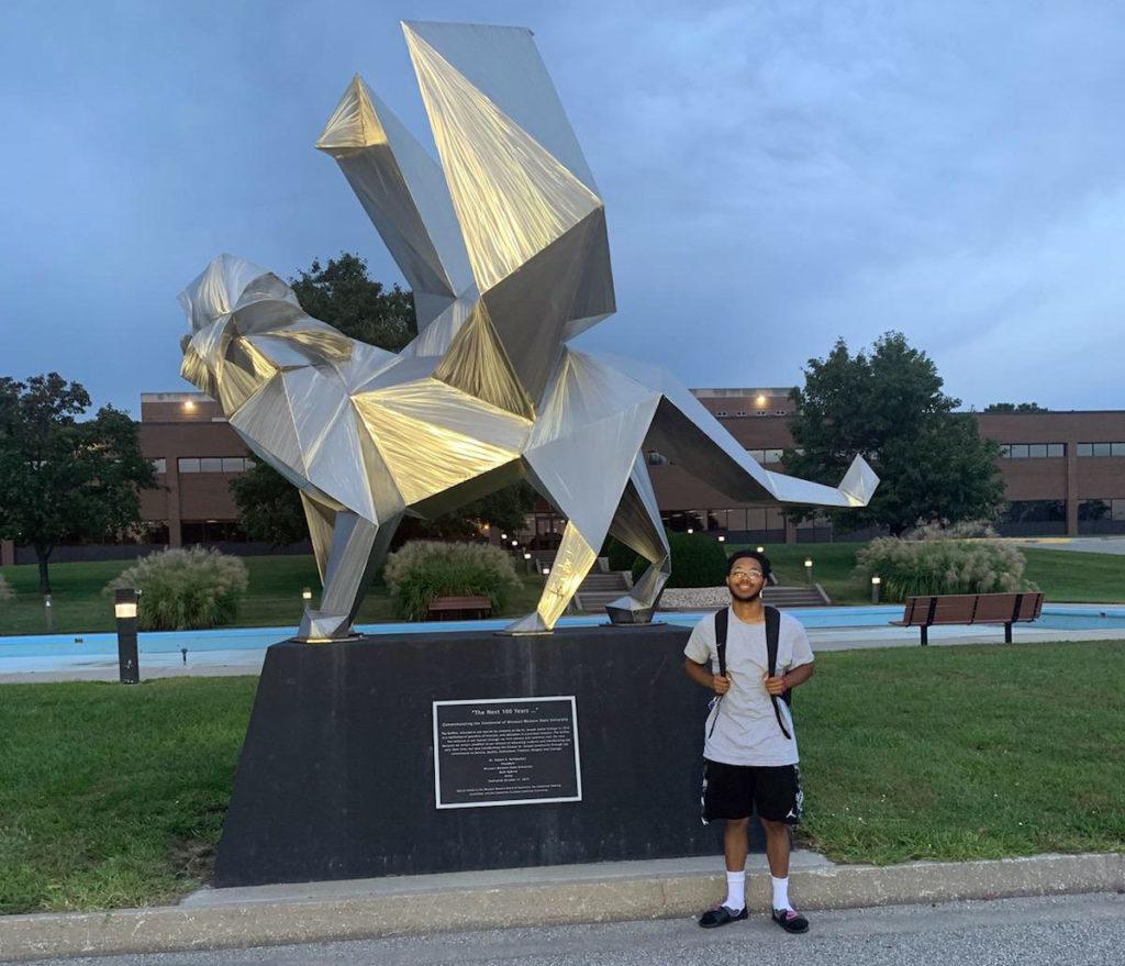 Cameron Matthews @ Missouri Western State University
