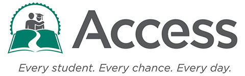 Logo for Access Academies