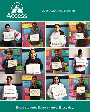 Access Academies 2019-2020 Annual Report